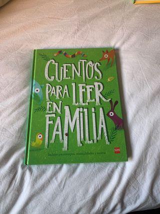 """Libro """"Cuentos para leer en familia"""""""