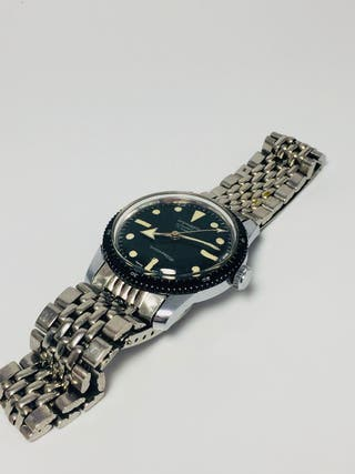 Reloj suizo original diver automático