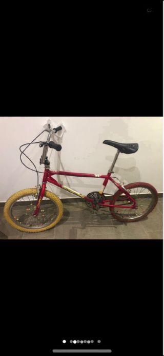 Bicicleta bmx antigua california