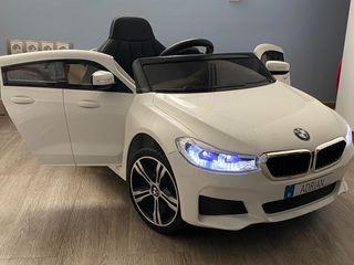 BMW eléctrico niñ@s