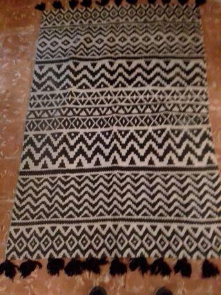 alfombra étnica