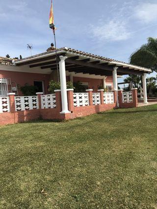 Fantástica casa de campo en La Resina Estepona