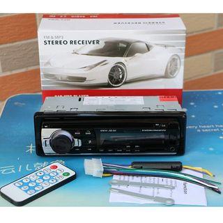Radio de coche bluetooth y USB