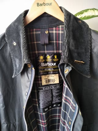 Barbour Bedale + Pin