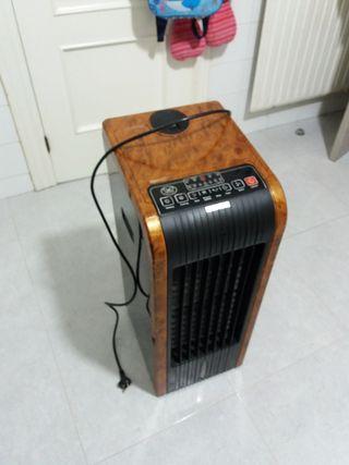 Climatizador digital-ionizador 6 en 1