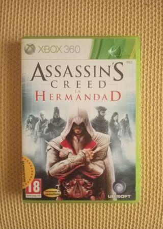 Assassins Creed la Hermandad