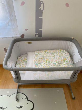 Minicuna babyside Jané