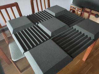 Panel Acústico- Espuma Acústica Advanced Acoustics