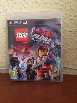 La lego película, El videojuego PS3