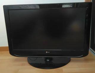 Televisor LG 32LT75,doble TDT,160GB DISCO DURO,GRA