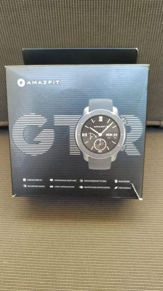 Xiaomi Amazfit GTR Reloj Smartwatch 42mm Negro