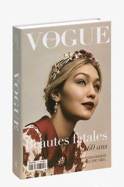 Libro decorativo Vogue