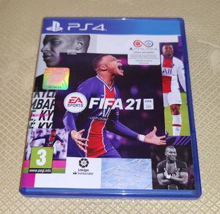 FIFA 21 ps4 compatible ps5