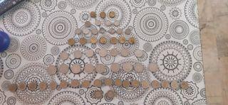 conjunto de monedas portuguesas