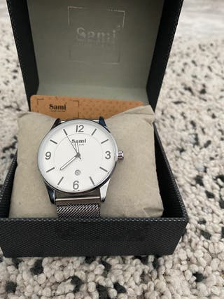 Reloj sami unisex nuevo