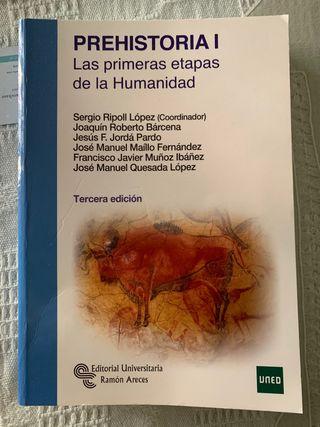 Prehistoria I tercera edición