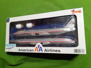 Maqueta avión American Airlines