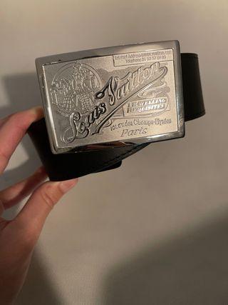 Cinturon hombre Louis Vuitton original