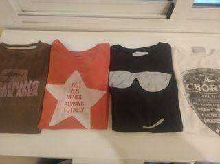 Camisetas T.4/5 (11)