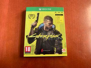 Cyberpunk 2077 xbox one x y Series X/S