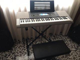 Piano Teclado Casio CTK- 4200