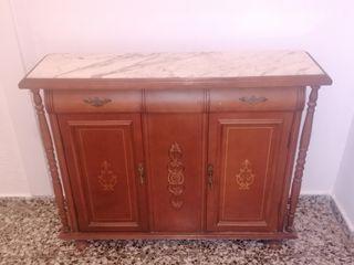 mueble recibidor antiguo