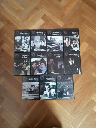 Colección de Películas DVD