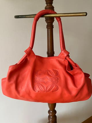 Bolso Loewe Aire Coral