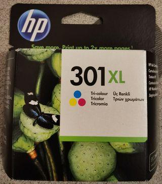 Tóner HP 301 XL