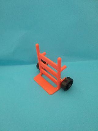 carretilla playmobil
