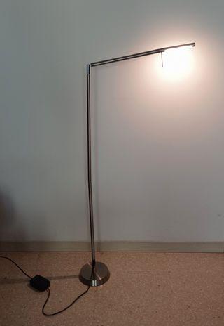 Lámpara pie diseño