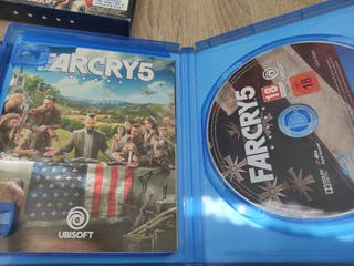Farcry 5 Deluxe PS4