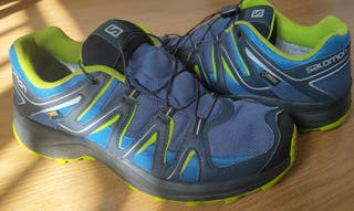 zapatillas trail Salomon XA Fuster GTX talla 41.5