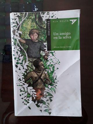 Un amigo en la selva de Alfredo Gómez Cerdá