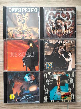 lote CDs Hardrock
