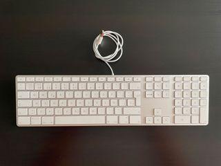 Teclado Apple Keyboard con teclado numérico
