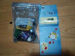 Submarino Playmobil