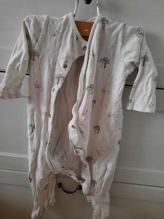 Pijama unisex 9 /12 meses