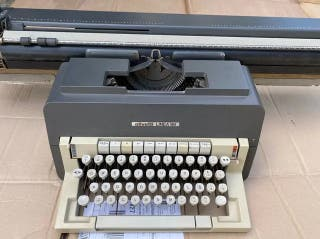 3 Máquinas Escribir