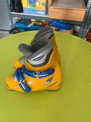 Botas esquí niño.