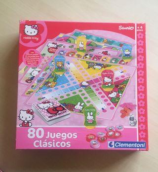 Juegos de mesa Hello Kitty