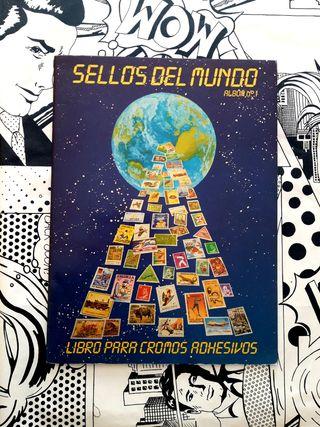 SELLOS DEL MUNDO - completo - 1987