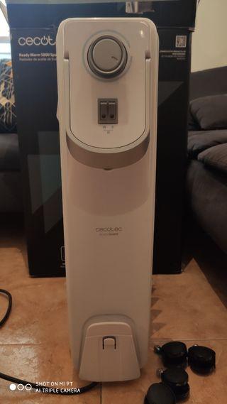 radiador de aceite de 9 módulos