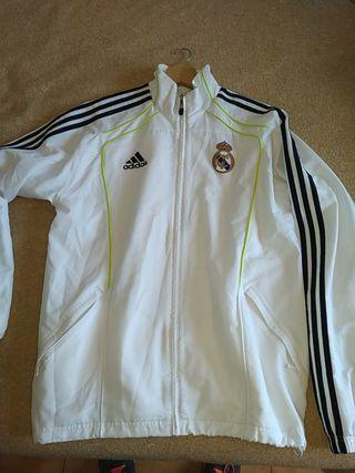 chaqueta chandal Adidas Real Madrid