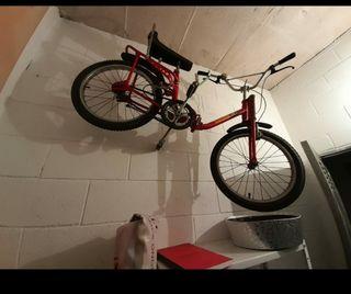 bicicleta derbi Cross jet