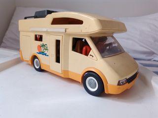 Playmobil Caravana