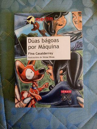 Dúas bágoas por Máquina (Gallego)