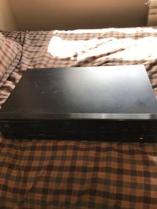 Reproductor de cd radio y sonido denon DCD-625
