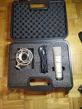 Microfono sc 440 usb