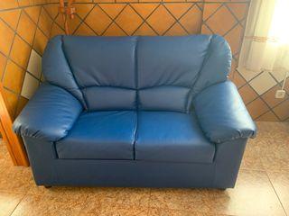 Sofá cama plegable 2 plazas